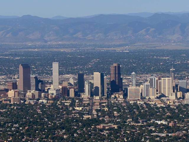 A New U S News And World Report Survey Found That Denver Tops The List Of Best Places To Live In United States Colorado Springs Came At Number 5