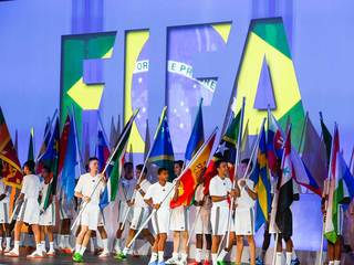World Cup 2014: 64th FIFA Congress