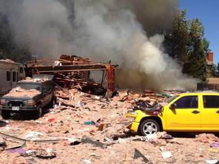 Police rule Thornton house explosion was suicide