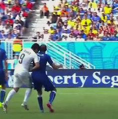 FIFA bans Suarez for 4 months for bite