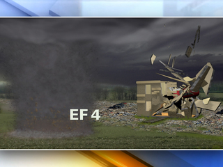 Tornado rankings and the damage they can do