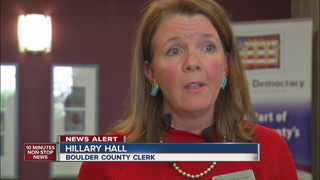 Boulder clerk refuses to stop issuing marriage licenses to ...