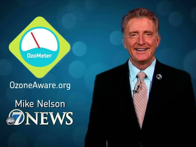 7News Chief Meteorologist Mike Nelson - Take Care of Our Summer Air