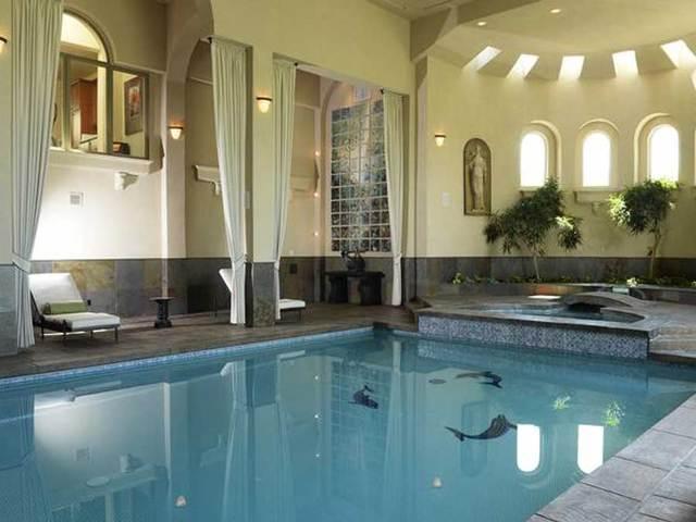 Serenity Ridge Indoor Pool (Photo Courtesy Of Cyrus McCrimmon, The Denver  Post)
