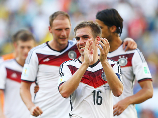 Germany beats France 1-0, reaches semifinals