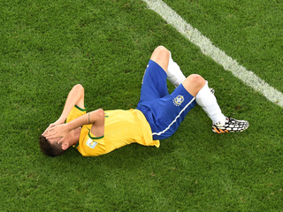 Germans crush World Cup host Brazil in semifinal