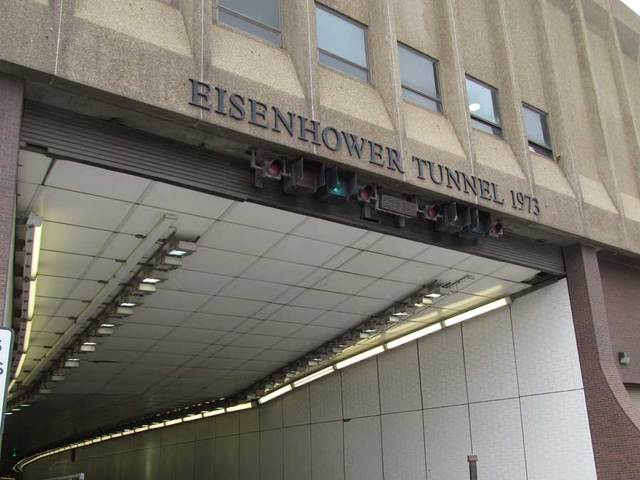 Check This Out 17 Secrets Of The Eisenhower Tunnel And