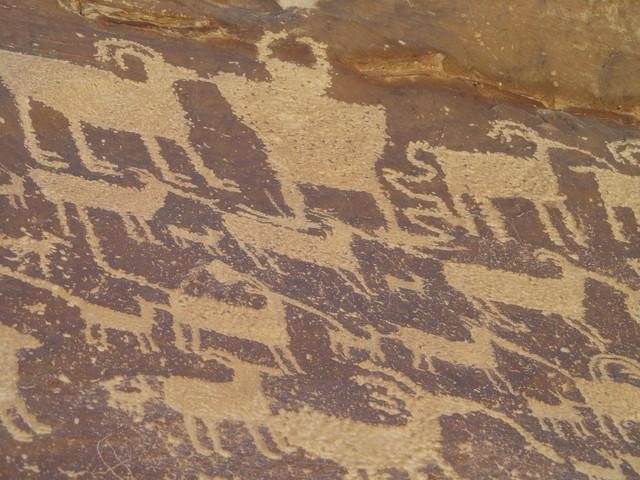 Petroglyphs Utah Nine Mile Canyon Nine Mile Canyon in Utah See