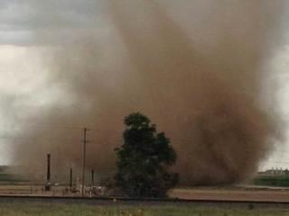 Fotogalería: varios tornados se forman en Colo.