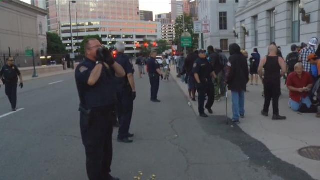 RAW_VIDEO__Police_struggle_to_control_cr