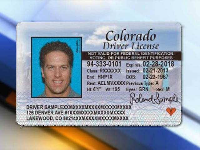 Immigrants struggling to get licenses in colorado for Colorado one day fishing license