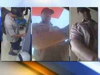 Man using cloned ATM cards sought in metro area