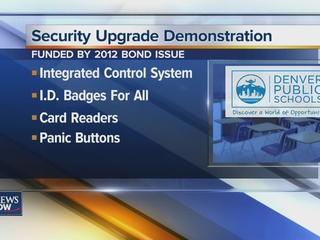 New security measures at Denver public schools