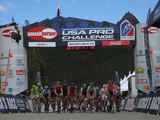2014 USA Pro Cycling Challenge: Stage 3