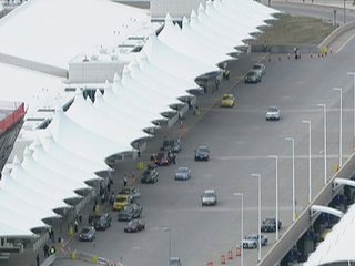 DIA closing Terminal East drop-off on Aug. 22-24