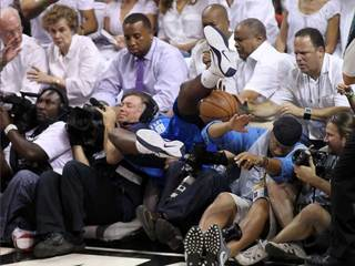 NBA unveils new rules to make baselines safer