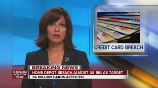 56 million credit cards affected by home depot payment for 0 home depot credit card