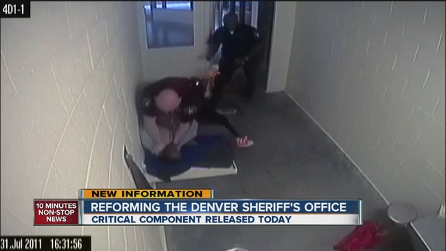 Policies in the denver sheriff dpt releases 32 draft recommendations