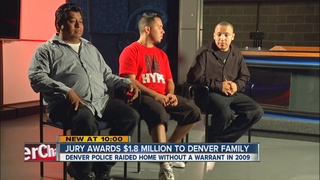 Family reacts after Denver jury awards them $1.8M in wrongful ...
