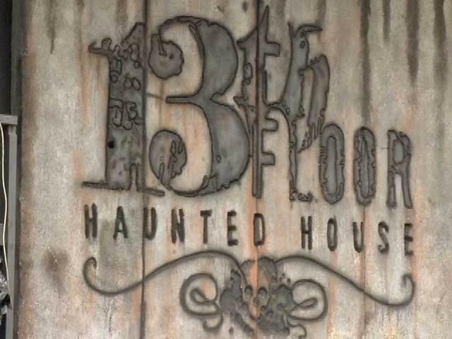 Denveru0027s 13th Floor Named U0027scariest Haunted Houseu0027 In Country By FANGORIA  Magazine