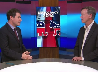 One on One with Gov. John Hickenlooper