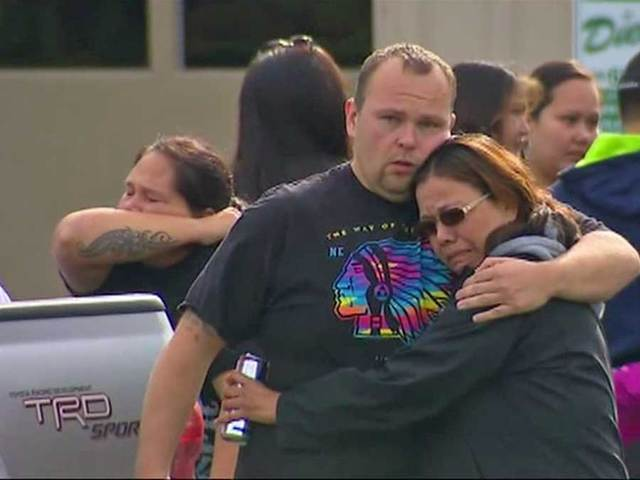 1 dead in addition to Washington school shooter