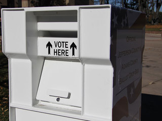 Where to vote or drop off your ballot