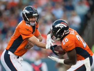 Former Broncos Montee Ball arrested for battery