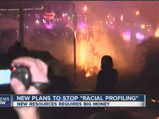 Is racial profiling justified to ensure