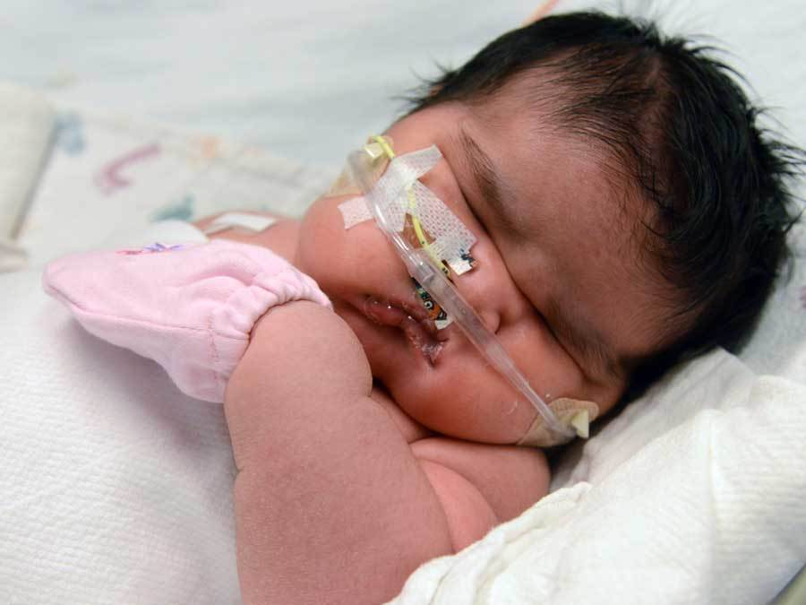 Colorado Mom Gives Birth To Baby Girl Weighing 13 Pounds