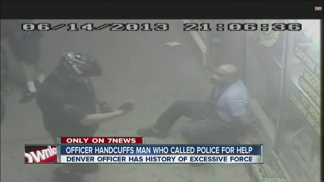 Dpd Officer With Checkered History Faces Lawsuit For