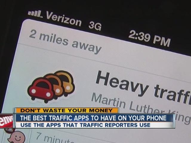 Best Traffic Apps To Avoid A Jam Denver7