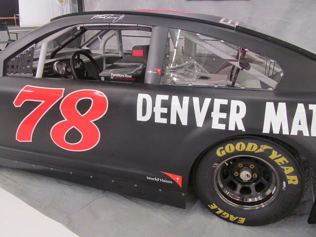 Check This Out 12 Secrets Of The Furniture Row Nascar