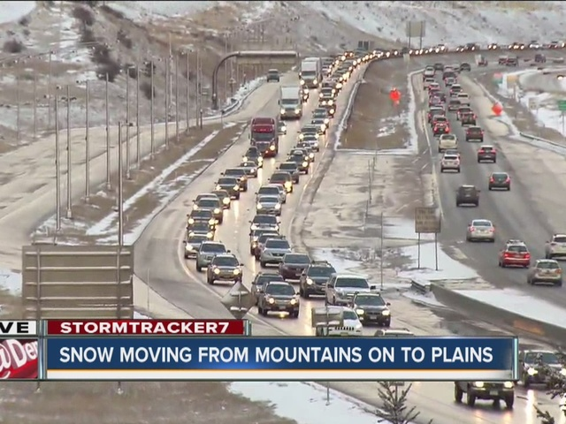 Seldom.. possible Webcam eisenhower tunnel that would