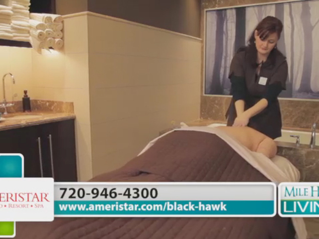 Mile High Escapes: The Spa at Ameristar