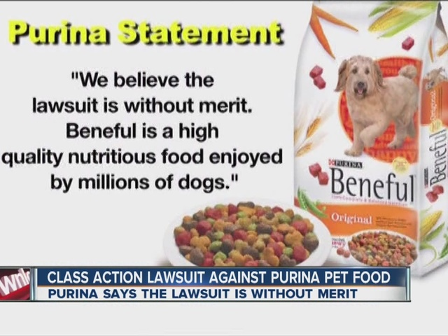 Purina Dog Food Workers