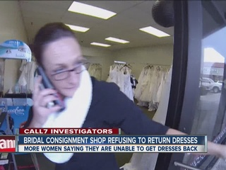 Local bridal shop being investigated again