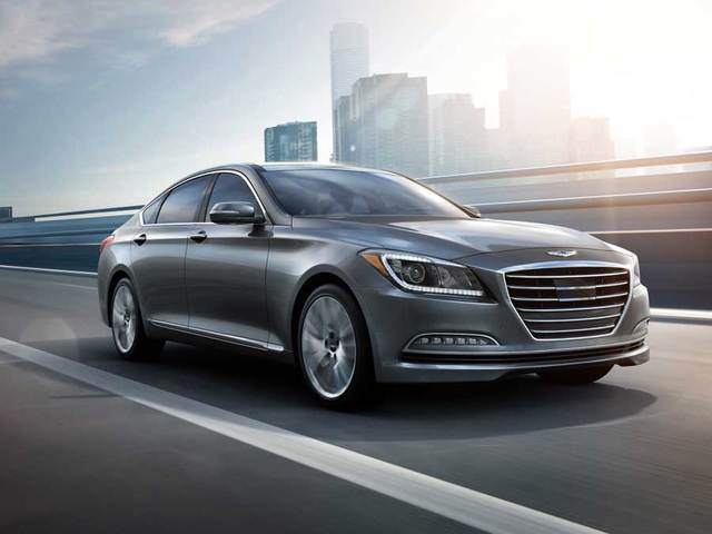 Hyundai Of Yuma >> Hyundai recalls 2015 Genesis luxury cars over gear leak ...