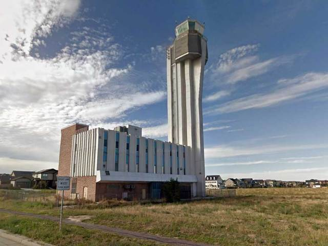 Former Stapleton Airport Control Tower Building To Become