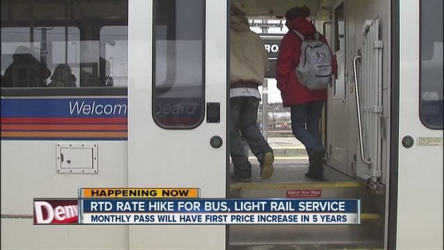 Rtd Considers Significant Rate Increases For The First