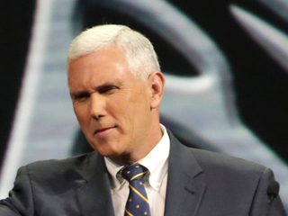 Indiana governor: Law isn't about discrimination