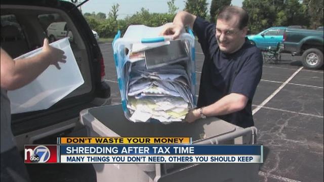 paper shredding denver