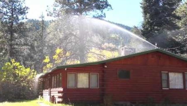 Roof Sprinklers & Orbit 57069 Sprinkler System Hard Wired