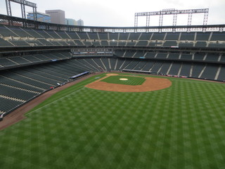 16 secrets of Coors Field