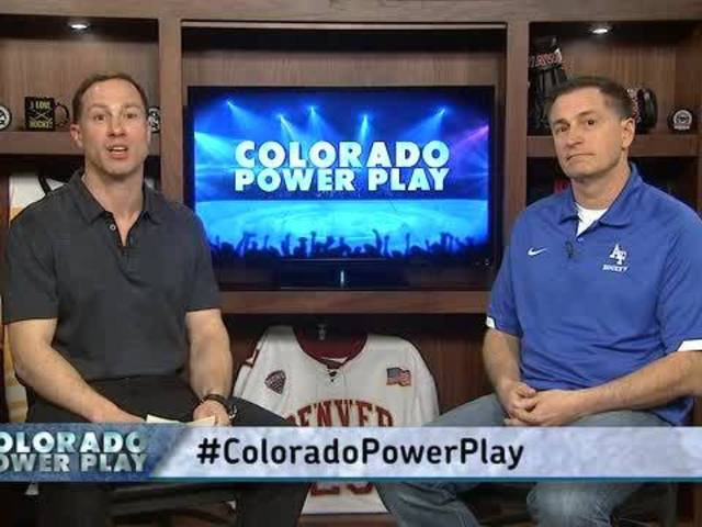 Colorado Power Play: Episode 5 with Frank Serratore head coach of the…