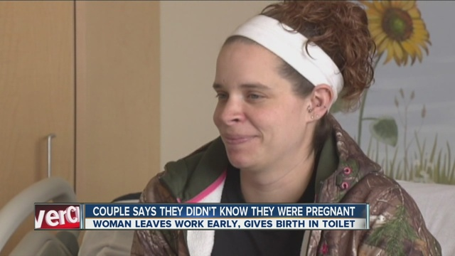 Surprise Woman Gives Birth In Bathroom Didn 39 T Know She Was Pregnant 7news Denver