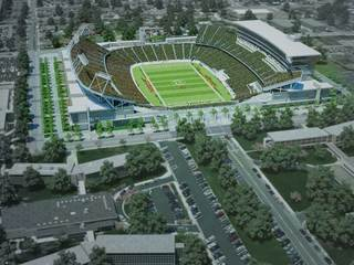 Sonny Lubick Field lives on at new CSU stadium