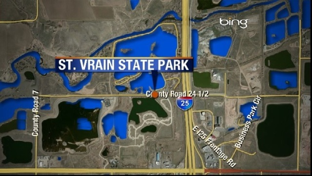 Campers In St Vrain State Park Evacuated As River Rises