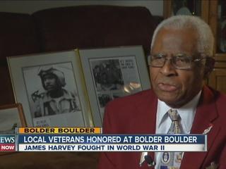 Tuskegee Airman remembers adventures