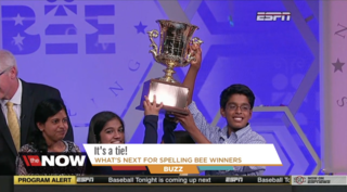 Spelling champs are excited for summer vacation